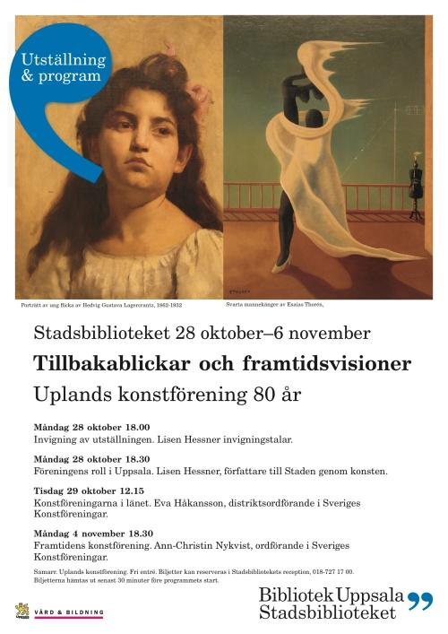 Uplands konstförening 80 år